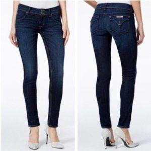 Hudson Jeans | Collin Flap Skinny Jeans